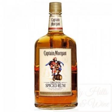 Captain Morgan Spiced Rum 1.75 $24.99