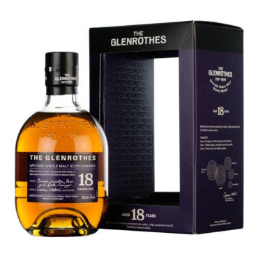 Glenrothes, 18-Year